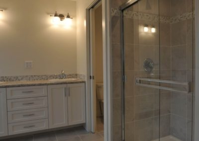 Abbotsford-Custom-Home -glass-shower