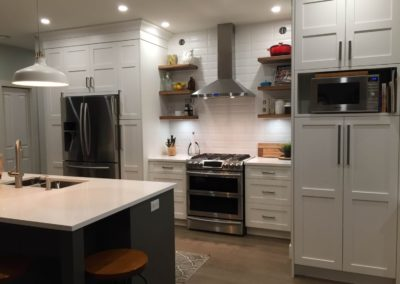 Angus Crescent Kitchen Renovation