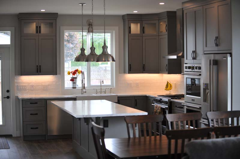 Kitchen Design & Remodeling Ideas - Stattonrock Construction