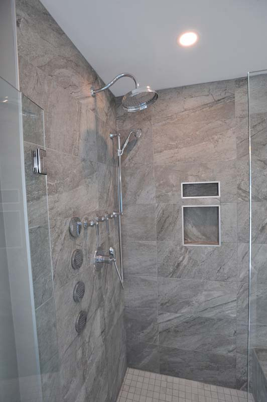 Bathroom Shower Ideas - Stattonrock Construction