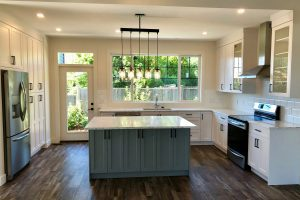 Modern Kitchen Improvement - Stattonrock